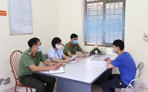 Xúc phạm CSGT Hà Nam, nam thanh niên ở Hà Nội bị phạt 5 triệu đồng