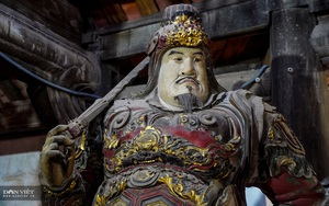 Ngôi chùa 700 tuổi-chốn tổ thiền phái Trúc Lâm của xứ Đông với những pho tượng Phật độc đáo