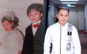 """Vẻ ngoài thời """"ngố tàu"""" của Tùng Dương trong loạt ảnh cực hiếm được giấu kín giờ mới công bố"""