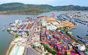 """""""Đổ"""" vốn đầu tư gần 560 tỷ đồng nâng cấp cảng Quy Nhơn"""