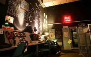 Bên trong boongke hạt nhân bị bỏ hoang từ thời Chiến tranh Lạnh