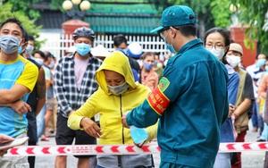 Đà Nẵng: Hơn 100.000 người là đại diện các hộ gia đình sẽ được lấy mẫu xét nghiệm