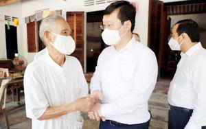"""Chủ tịch Nghệ An Nguyễn Đức Trung: """"Cấp ủy, chính quyền chăm lo tốt hơn nữa đời sống gia đình chính sách, người có công"""""""