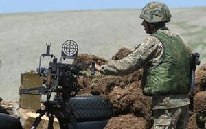 Bắn nhau dữ dội ở biên giới Armenia-Azerbaijan
