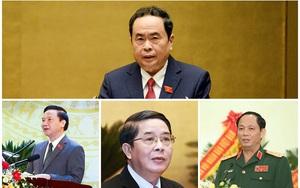 Danh sách 4 Phó Chủ tịch Quốc hội và 13 Ủy viên Ủy ban Thường vụ Quốc hội vừa được bầu