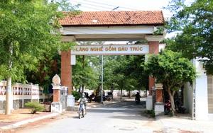 Ninh Thuận: Phong tỏa làng gốm Bàu Trúc vì phát hiện điểm lây nhiễm Covid-19