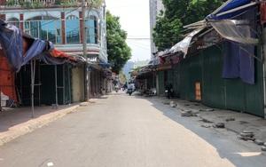 Khu chợ sinh viên lớn nhất thủ đô đóng cửa để phòng dịch