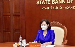 Thống đốc Nguyễn Thị Hồng làm việc với Bộ trưởng Janet Yellen, giải tỏa các quan ngại của Bộ Tài chính Mỹ