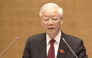 Video: Toàn văn bài phát biểu khai mạc Quốc Hội của Tổng Bí thư Nguyễn Phú Trọng