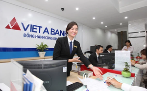 """""""Tân binh"""" VAB của VietABank chính thức chào sàn, giá tăng kịch trần 40%"""
