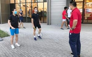 VĐV Việt Nam tập luyện tại làng Olympic, đối phó Covid-19 ra sao?