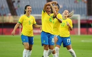 Đè bẹp Trung Quốc, siêu sao Brazil lập kỷ lục ấn tượng ở Olympic