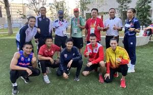 """Boxing Việt Nam """"luyện chiêu"""" với Thái Lan tại Olympic Tokyo 2020"""