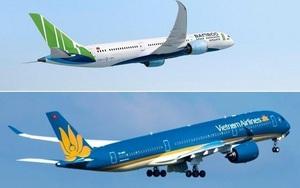 """Vận tải hàng hoá hàng không """"cứu"""" Vietnam Airlines, Vietjet, Bamboo Airways"""