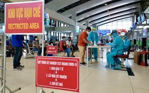 Bộ GTVT: Đề xuất chỉ bay 2 chuyến khứ hồi Hà Nội -TP.HCM/ngày