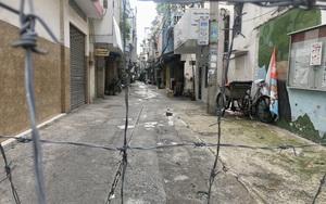 Chùm ảnh: Hẻm Sài Gòn những ngày phong tỏa