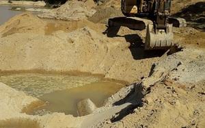 TT-Huế: Thêm 2 doanh nghiệp khai thác khoáng sản bị phạt hàng trăm triệu đồng