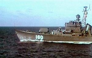 Chấn động lính thủy Trung Quốc trở thành kẻ tội đồ vì tình, đánh chìm khu trục hạm, hại chết 134 đồng đội