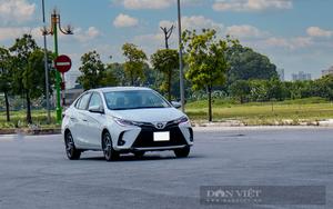 Toyota Vios 2021 nâng cấp, liệu đã đủ với người Việt?