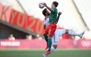 Kết quả bóng đá Olympic ngày 22/7: Pháp thảm bại trước Mexico