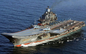 Tại sao Nga chưa bao giờ trở thành siêu cường tàu sân bay?