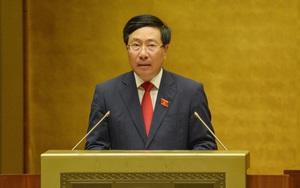 Phó Thủ tướng Phạm Bình Minh: Thương mại điện tử trở thành kênh phân phối quan trọng trong dịch Covid-19