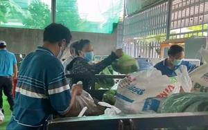 Đồng Nai: Bếp ăn nghĩa tình phục vụ tuyến đầu chống dịch