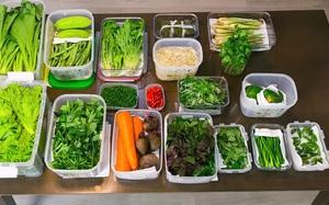Bỏ túi kinh nghiệm bảo quản thực phẩm cả tuần không hỏng trong mùa dịch
