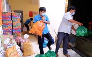 Khánh Hòa: Hơn 1 tấn rau củ quả hỗ trợ cho người dân khó khăn