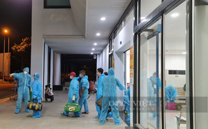 Chuyến bay thứ hai đưa 190 người Bình Định khó khăn rời khỏi vùng dịch