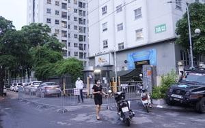 Hà Nội: Cách ly y tế nhiều chung cư có ca mắc Covid-19, hàng nghìn người không được ra khỏi khu vực