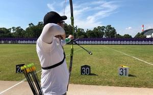 """Olympic Tokyo 2020: Phi Vũ xếp hạng 53/64, bắn cung Việt Nam """"rơi vé"""" đôi nam nữ"""