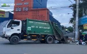 Đồng Nai: Chậm trễ thu gom, nhiều khu phong tỏa ngập rác thải