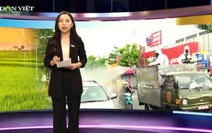 Bản tin Thời sự Dân Việt 23/7: TP.HCM khử khuẩn toàn thành phố trong 7 ngày, quyết tâm dập dịch