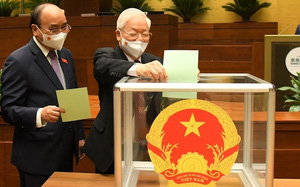 Hôm nay trình danh sách nhân sự để bầu Chủ tịch nước nhiệm kỳ mới