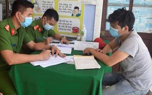 TT-Huế: Xử phạt tài xế đến từ vùng dịch tiếp xúc với người dân