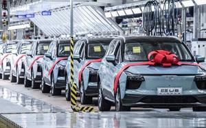 Các hãng khởi nghiệp xe điện Trung Quốc đang thách thức nhiều 'ông lớn' châu Âu và Nhật Bản