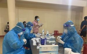 Đắk Nông: Hàng ngàn người được lấy mẫu xét nghiệm xuyên đêm, phong toả thành phố gần 60 ngàn người