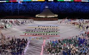 """Olympic Tokyo 2020: """"Nhanh hơn, Cao hơn, Mạnh hơn, Cùng nhau"""""""