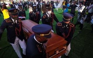 Các cuộc biểu tình bạo lực diễn ra trong đám tang của Tổng thống Haiti