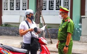 Đà Nẵng: Dừng xe ngẫu nhiên người ra đường, xử phạt 5-10 triệu đồng nếu vi phạm