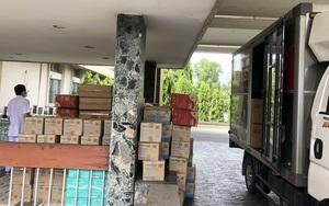 TNI King Coffee tiếp tục hỗ trợ các y bác sĩ tuyến đầu chống dịch tại TP.HCM và Bình Dương