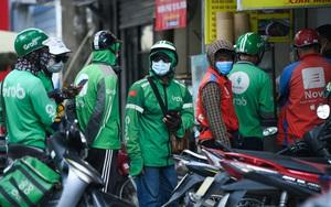 Hà Nội: Tạm thời cấm shipper giao hàng để chống dịch Covid-19