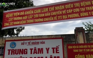 Khánh Hòa: Triển khai bệnh viện dã chiến quy mô 150 giường cho huyện Cam Lâm