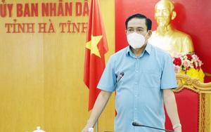 Chủ tịch UBND tỉnh Hà Tĩnh Võ Trọng Hải nói về việc vợ chồng ca sĩ Thủy Tiên phân phối hàng cứu trợ