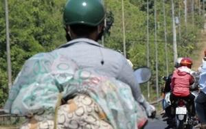 Chạy xe máy từ TP.HCM về Huế cùng 3 người bạn, nam thanh niên được phát hiện mắc Covid-19