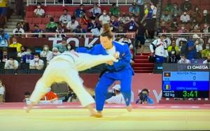 Olympic Tokyo 2020: Lý giải trận thua của Nguyễn Thị Thanh Thủy trước á quân judo châu Âu