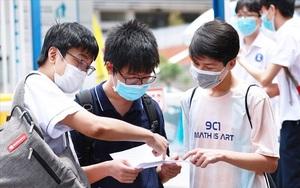 Phổ điểm thi tốt nghiệp THPT 2021: Tham khảo qua các năm