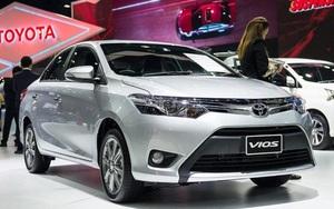 Toyota Vios 2017 cũ giá rẻ được ưa chuộng hơn đứt Hyundai Accent
