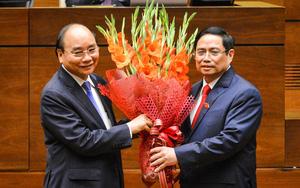 Hôm nay, Chủ tịch nước và Thủ tướng nhiệm kỳ mới tuyên thệ nhậm chức